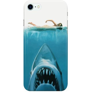 Dreambolic Shark Back Cover for Apple iPhone 7