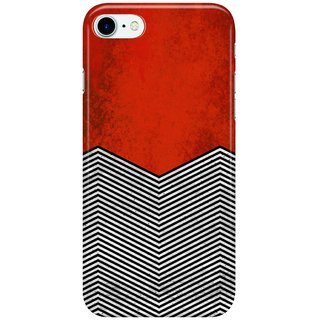 Dreambolic Twin-peaks-David-Lynch Back Cover for Apple iPhone 7