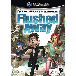 Flushed Away - Gamecube