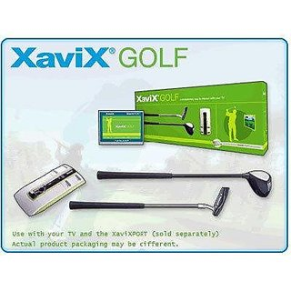 XaviX Golf Cartridge
