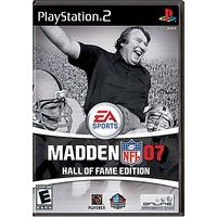 Madden NFL 07 Hall Of Fame Edition - PlayStation 2