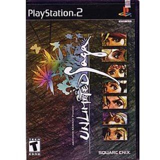 Unlimited Saga - PlayStation 2
