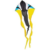 In The Breeze Zydeco Wave Delta Kite, 77-Inch