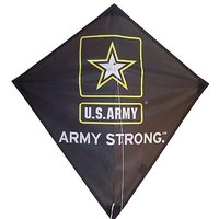 In The Breeze U.S. Army Strong Diamond Kite, 28-Inch