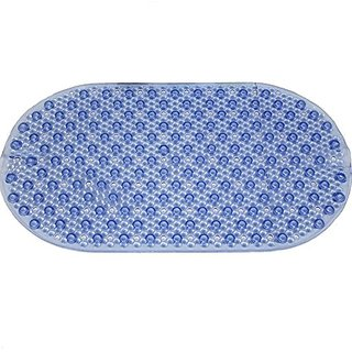 Sunton Multipurpose PVC material Big Size Home Security Bathroom Massage Anti-Skid Bath Mat