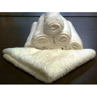 Real Clean Fantasy Facial Plush Microfiber Face and Hand Wash Cloth Towel for Exfoliating, Washing & Cleansing Pores Eas