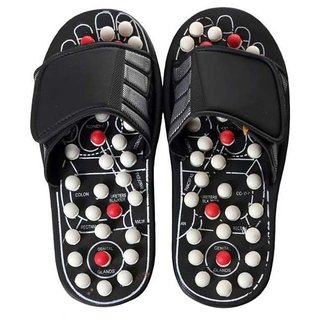 PGT- Acupressure Massage Slippers Leg Foot Massager