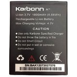 Karbonn Battery For Karbonn A7 star (Black)