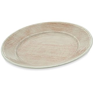Carlisle 6400470 Grove Melamine Charger Plate, 12.5