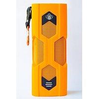 Rugged Portable Waterproof Bluetooth Speaker From Sound Monkey Audio ~ 10 Watts Of Power ~ Waterproof Level Ipx6 ~ Speak