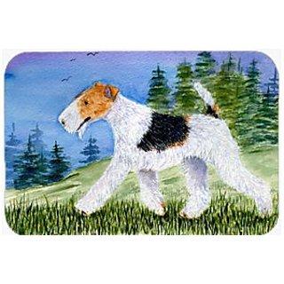 Carolines Treasures Mouse/Hot Pad/Trivet, Fox Terrier (SS8599MP)