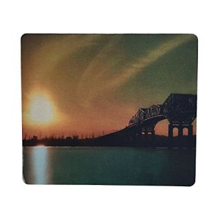 Soft Gaming Mouse Pad Mat finish 3mm thickness Medium size 29cm x 25 cm Non-slip Rubber base (Style 4)