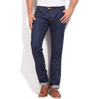 Regular Mens Blue Jeans