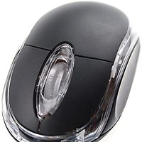 Allen 3-Button 3D USB 800 Dpi Wired Optical Scroll Mice Mouse For Notebook Laptop Desktop