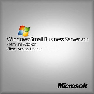 Windows Small Business Server 2011 Premium Add-on CAL (5 Devices)