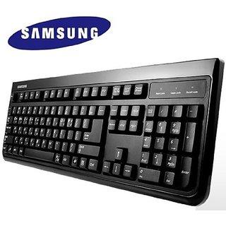 SAMSUNG USB Keyboard (Korean-English) SKG-3000UB for Gaming PC Desktop Laptop Netbook