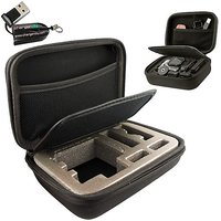 Chargercity Exclusive Gopro Multi Compartment Hard Case For Go Pro Hero 1 2 3 3 Black Silver Platinum Edition...