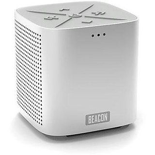 Beacon Audio Blazar Portable Bluetooth Stereo Speaker (Aluminum)
