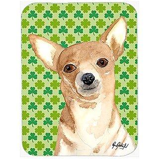 Carolines Treasures Chihuahua St Patricks Day Mouse Pad/Hot Pad/Trivet (RDR3013MP)