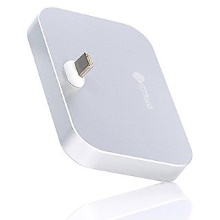 COTEetCI Charger Docking Station for Android Smartphone Bundle , best desktop charging station and dock for Micro