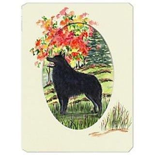 Carolines Treasures Mouse/Hot Pad/Trivet, Schipperke (SS8058MP)