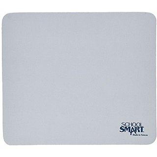School Smart 055326 Mouse Pad, High-Density Foam, 1/4