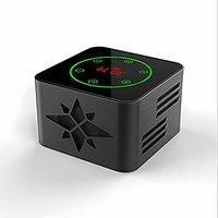 Aurosports Bluetooth NFC Speaker MIC FM Radio With Light Sensitive Touch Button And 3D Sound/Hi-Fi Sound Quality