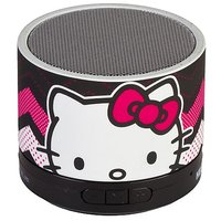 Hello Kitty Bluetooth Speaker - Black