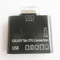 USB Card Reader 5-in-1 For Samsung Galaxy Tab 7.7, 8.9, 10.1 P7500 P7510 P7310 P7300