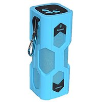 Waterproof Wireless Bluetooth Speaker Speaker Outdoor&shower Bluetooth Speaker 2x5w Louder Speaker NFC (Sky Blue)