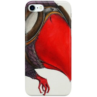 Dreambolic A PARROT Back Cover for Apple iPhone 7