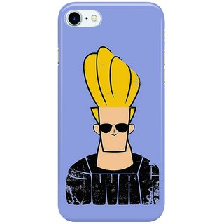 Dreambolic jonny bravo swag 2 Back Cover for Apple iPhone 7