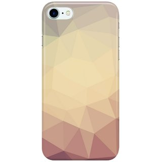 Dreambolic THE SHADED PATTERNS Back Cover for Apple iPhone 7