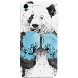 Dreambolic A BOXING PANDA Back Cover for Apple iPhone 7