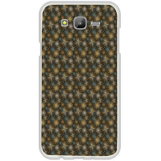 ifasho Animated Pattern design many small flowers  Back Case Cover for Samsung Galaxy On 7