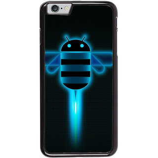 Ayaashii Flying Android Back Case Cover for Apple iPhone 6