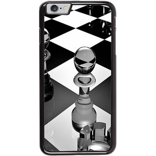 Ayaashii Checkmaker Back Case Cover for Apple iPhone 6