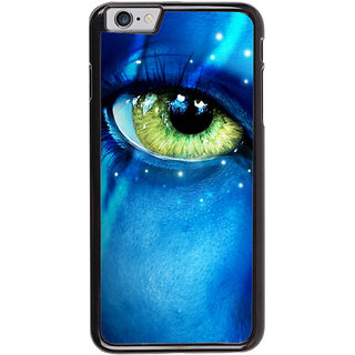 Ayaashii Dangerous Eye Back Case Cover for Apple iPhone 6