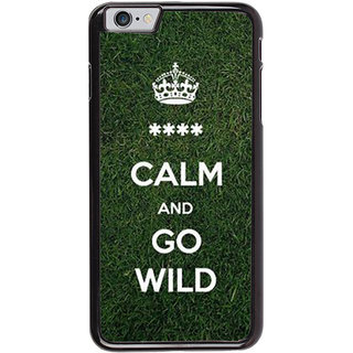Ayaashii Go Wild Back Case Cover for Apple iPhone 6