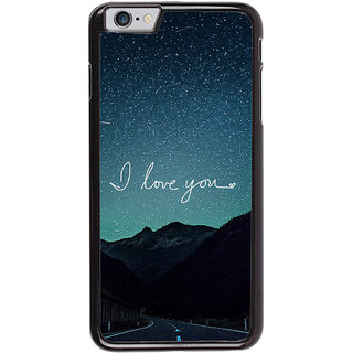 Ayaashii I Love You Back Case Cover for Apple iPhone 6