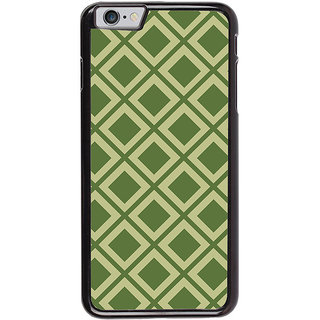 Ayaashii Diamond Pattern Back Case Cover for Apple iPhone 6