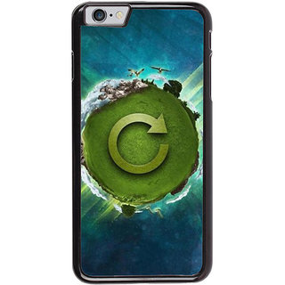 Ayaashii Reload Symbol Back Case Cover for Apple iPhone 6