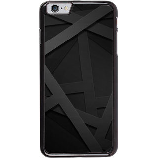Ayaashii Frame Pattern Back Case Cover for Apple iPhone 6