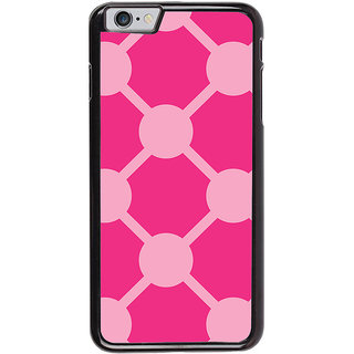Ayaashii Dott Pattern Back Case Cover for Apple iPhone 6