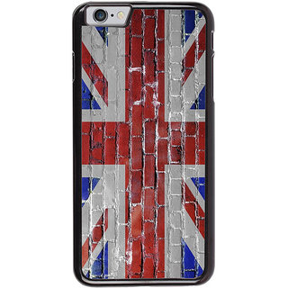Ayaashii England Flag Back Case Cover for Apple iPhone 6