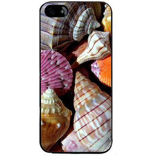Ayaashii Sea Shells Back Case Cover for Apple iPhone 5::Apple iPhone 5S