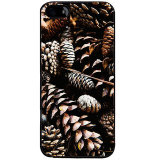 Ayaashii Lot Of Pine Cones Back Case Cover for Apple iPhone 5::Apple iPhone 5S