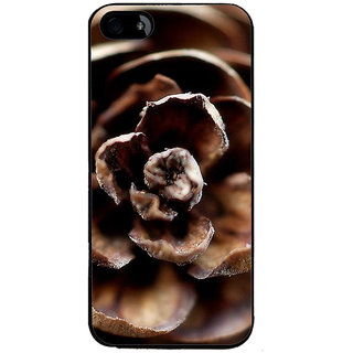 Ayaashii Pine Cone Back Case Cover for Apple iPhone 5::Apple iPhone 5S