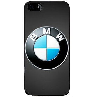 Ayaashii BMW Logo Back Case Cover for Apple iPhone 5::Apple iPhone 5S
