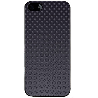Ayaashii Circle Pattern Back Case Cover for Apple iPhone 5::Apple iPhone 5S